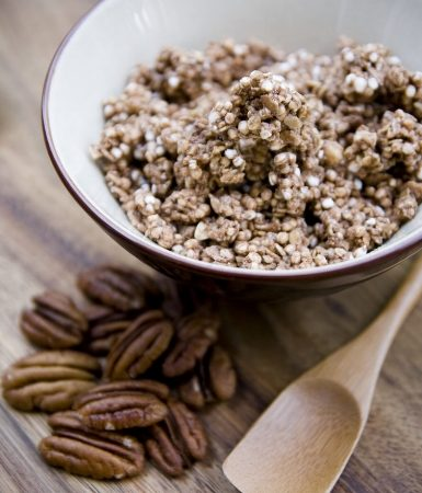 Meals that Heal – Hot Quinoa Cereal with Spiced Soy Milk