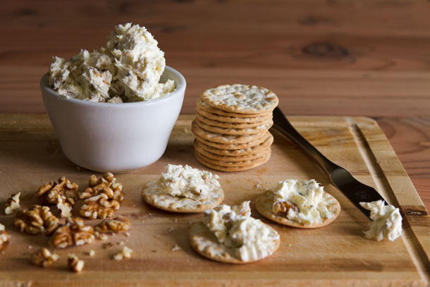 Meals That Heal – Walnut Cheese