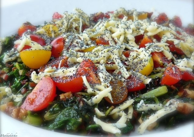 Meals That Heal – Oven Roasted Cherry Tomatoes with Poppy Seeds