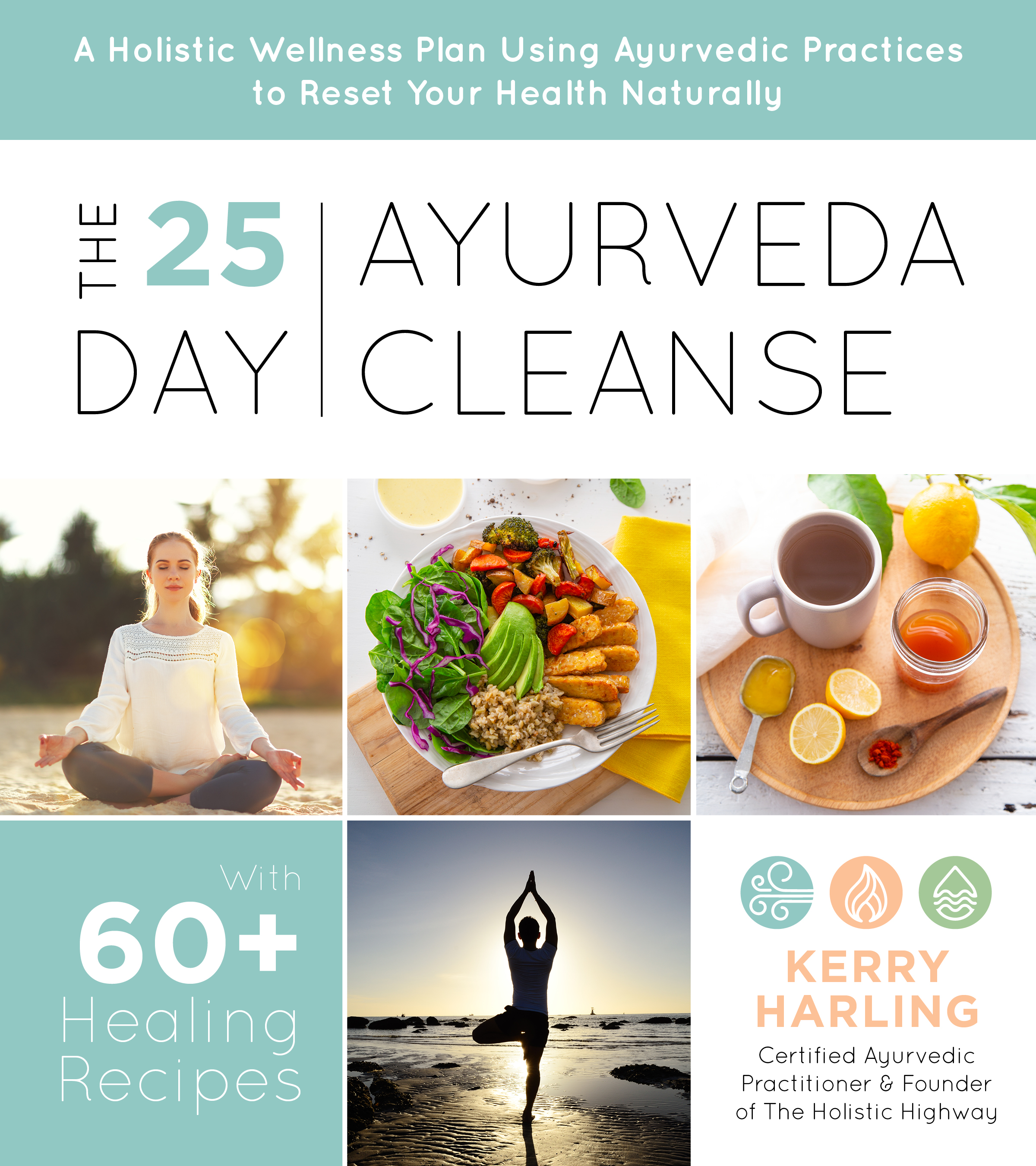 25-Day Ayurveda Cleanse cover