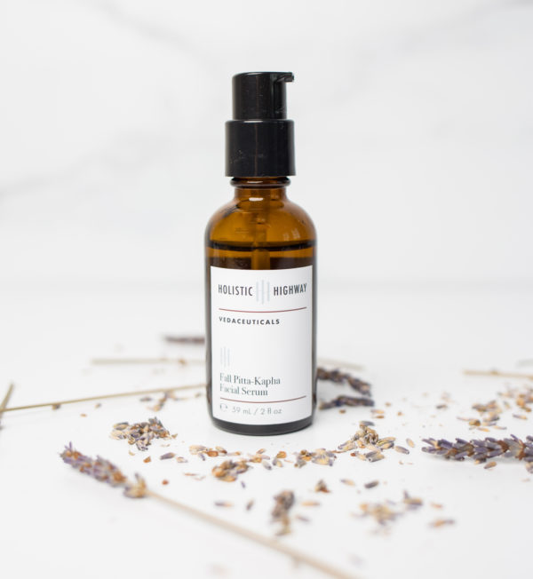 Holistic Highway Facial Serum