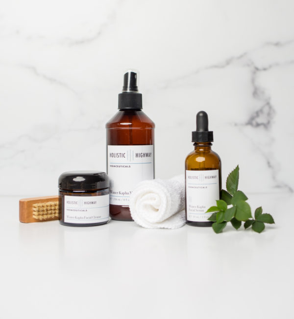 Holistic Highway Skin Care Kit